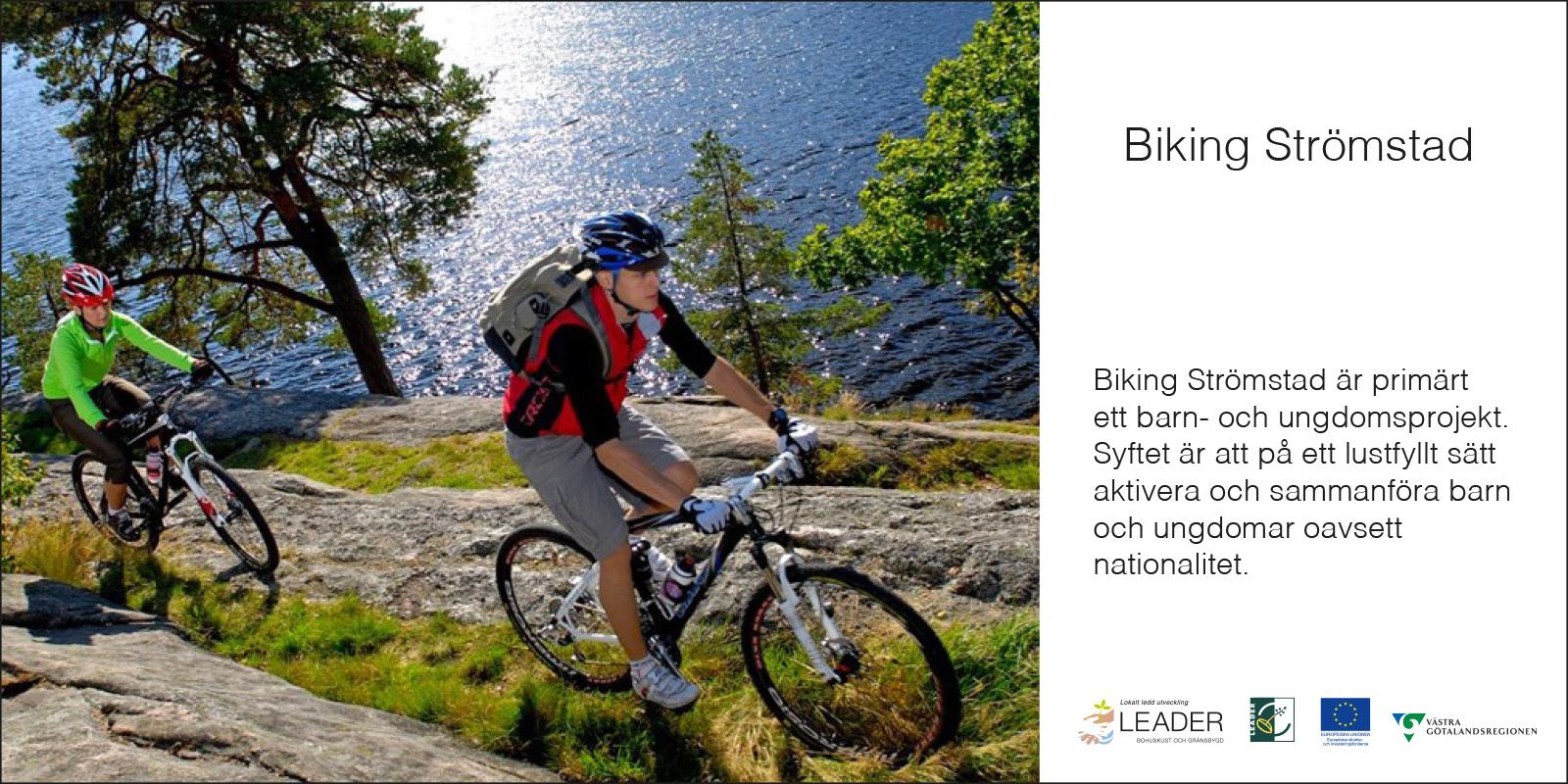 Biking Strömstad